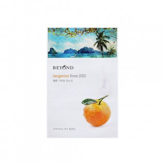 Beyond Mask from Jeju (Tangerine)